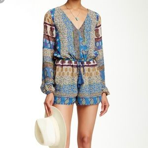 Love Riche Boho Fall Romper medium